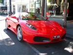 Melb   Exotic Spotting in Melbourne: Ferrari F430 Spider