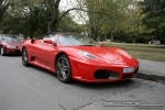 SALE,   Exotic Spotting in Melbourne: Ferrari F430 Spider - front right 1 (South Yarra, Vic, 30 March 08)