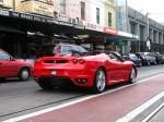 Ferrari   Exotic Spotting in Melbourne: Ferrari F430 Spider