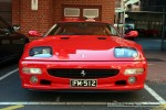Ferrari   Exotic Spotting in Melbourne: Ferrari F512M - front (Richmond, Vic)