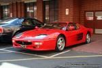 Ferrari _512 Australia Exotic Spotting in Melbourne: Ferrari F512M - front left (Richmond, Vic)