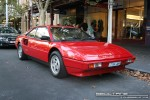 Ferrari mondial Australia Exotic Spotting in Melbourne: Ferrari Mondial QV - front right (Lygon St, Carlton, Vic, 16 March 08)