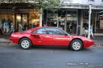 Ferrari mondial Australia Exotic Spotting in Melbourne: Ferrari Mondial QV - profile right (Lygon St, Carlton, Vic, 16 March 08)