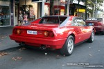 Car   Exotic Spotting in Melbourne: Ferrari Mondial QV - rear right (Lygon St, Carlton, Vic, 16 March 08)