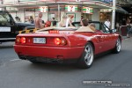 Car   Exotic Spotting in Melbourne: Ferrari Mondial T - rear right (Lygon St, Carlton, Vic, 16 March 08)