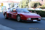 Exotic Spotting in Melbourne: Ferrari Testarossa - front right (St Kilda, Vic, 15 Feb 09)