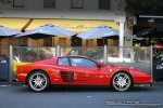 Car   Exotic Spotting in Melbourne: Ferrari Testarossa - profile right (Carlton, Vic, 29 Mar 09)