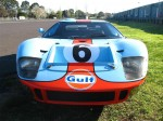 Replica   Dutton Rally 2007 - Sandown, Victoria: Ford GT40 [UK GTD40 replica] - front 2 (Dutton Rally 07, Sandown, Vic, 2 Sept 07)