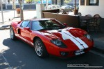 For   Exotic Spotting in Melbourne: Ford GT - front right 2 (South Melbourne, Vic, 29 Mar 09)