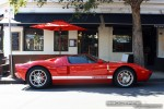 For   Exotic Spotting in Melbourne: Ford GT - profile right (South Melbourne, Vic, 29 Mar 09)