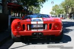 Melb   Exotic Spotting in Melbourne: Ford GT - rear 1 (South Melbourne, Vic, 29 Mar 09)