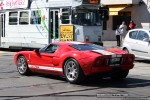Ford   Exotic Spotting in Melbourne: Ford GT - rear left 2 (South Melbourne, Vic, 29 Mar 09)