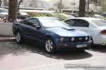 Mustang   Exotics in Dubai: Ford Mustang - front right