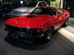 For   Exotic Spotting in Melbourne: Ford Mustang Mach 1