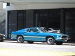 MUSTANG   Exotic Spotting in Melbourne: Ford Mustang Mach 1