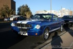 Shelby   Exotic Spotting in Melbourne: Ford Shelby Mustang GT350 [1965] - front left 1 (South Yarra, Vic)