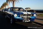 Mustang   Exotic Spotting in Melbourne: Ford Shelby Mustang GT350 [1965] - front right (South Yarra, Vic)