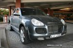 600   Exotics in Dubai: Gemballa GT600 Biturbo [Porsche Cayenne] - front right