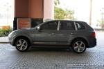 600   Exotics in Dubai: Gemballa GT600 Biturbo [Porsche Cayenne] - profile left