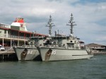And   Miscellaneous: HMAS Norman (M84) and HMAS Gascoyne (M85)