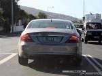 Plates   Miscellaneous: Mercedes Benz CLS500