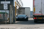 Wallpaper   Lamborghini factory, Sant'Agata, Italy - 20 May 2011: Aventador
