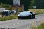 Lamborghini factory, Sant'Agata, Italy - 20 May 2011: Aventador