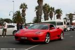 Exotic Spotting in Melbourne: Ferrari 360