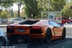 Lamborghini   Exotic Spotting in Melbourne: Lamborghini Aventador