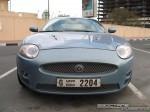 98octane Photos Exotics in Dubai: Jaguar XKR - front