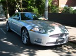 Melb   Exotic Spotting in Melbourne: Jaguar XKR