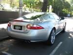 Jaguar   Exotic Spotting in Melbourne: Jaguar XKR