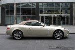Cab   Exotic Spotting in Melbourne: Jaguar XKR Cabriolet - profile right (Southbank, Vic, 18 Feb 09)