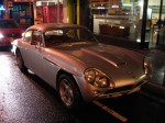 Aston v8 Australia Exotic Spotting in Melbourne: Jenson CV8 1964