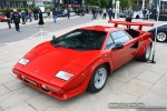 Lambo   Lamborghini Club of Australia - National Meet - Melbourne April 2009: Lamborghini Countach 5000QV