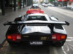 500   Exotic Spotting in Melbourne: Lamborghini Countach LP5000
