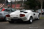 For   Lamborghinis in Daylesford (26 June 09): Lamborghini Countach S - rear right 1 (Daylesford, Vic, 26 Jun 09)