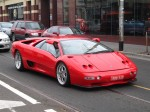Melbourne   Exotic Spotting in Melbourne: Lamborghini Diablo - Strosek Tuning