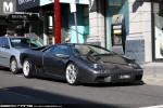 Exotic Spotting in Melbourne: Lamborghini Diablo 6 0 VT - front right 2 (Toorak, Vic, 9 Aug 08)