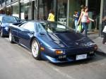 Exotic Spotting in Melbourne: Lamborghini Diablo VT