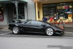 Lamborghini diablo Australia Exotic Spotting in Melbourne: Lamborghini Diablo VT - profile right 1 (Olinda, Vic, 3 Aug 08)