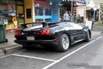 Lamborghini   Exotic Spotting in Melbourne: Lamborghini Diablo VT - rear right 2 (Olinda, Vic, 3 Aug 08)
