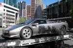 Exotic Spotting in Melbourne: Lamborghini Diablo VT Roadster - front left 1 (Southbank, Vic, 3 Sept 09)