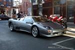 Right   Exotic Spotting in Melbourne: Lamborghini Diablo VT Roadster - front right 1 (South Yarra, Vic)