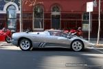 Lamborghini   Exotic Spotting in Melbourne: Lamborghini Diablo VT Roadster - profile right 1 (South Yarra, Vic)