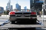 Lamborghini   Exotic Spotting in Melbourne: Lamborghini Diablo VT Roadster - rear 1 (Southbank, Vic, 3 Sept 09)