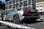 Exotic Spotting in Melbourne: Lamborghini Diablo VT Roadster - rear left 1 (Southbank, Vic, 3 Sept 09)