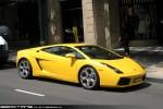 Exotic Spotting in Melbourne: Lamborghini Gallardo -  front right (Melbourne, Vic, 20 Oct 09)