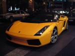 Lamborghini   Exotic Spotting in Melbourne: Lamborghini Gallardo Spider