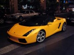 Melbourne   Exotic Spotting in Melbourne: Lamborghini Gallardo Spider
